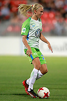 VfL Wolfsburg's Pernille Harden during UEFA Womens Champions League 2017/2018, 1/16 Final, 1st match. October 4,2017. (ALTERPHOTOS/Acero) /NortePhoto.com /NortePhoto.com