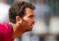 France, Paris , May 27, 2015, Tennis, Roland Garros, Jean Julien Rojer (NED)<br /> Photo: Tennisimages/Henk Koster