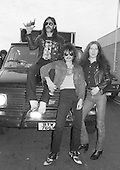 Oct 30, 1980: MOTORHEAD - Ace of Spades Tour Newcastle UK