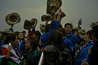 Opening Ceremony.22nd World Scout Jamboree, Sweden 2011.