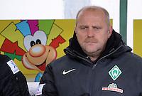 Fussball 1. Bundesliga :  Saison   2012/2013   9. Spieltag  27.10.2012 SpVgg Greuther Fuerth - SV Werder Bremen Trainer Thomas Schaaf (SV Werder Bremen)