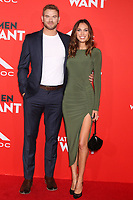 "LOS ANGELES - JAN 28:  Kellan Lutz, Brittany Gonzales at the ""What Men Want"" Premiere at the Village Theater on January 28, 2019 in Westwood, CA"