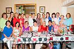 50th Birthday : Helen Mann, Abbeyfeale celebrating her 50th birthday with family & friends at Eabha Joan's Restaurant, Listowel on Saturday night last.