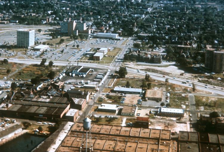 1974 March ..Redevelopment.Atlantic City (R-1)..EVMS MEDICAL SCHOOL SITE.SLUM CONDITIONS BEFORE...NEG#.NRHA#..