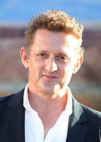 "WESTWOOD, CA - OCT 7:  Alex Winter at the premiere Of Netflix's ""El Camino: A Breaking Bad Movie"" at the Regency Village Theatre on October 7. 2019 in Westwood, California. (Photo by Xavier Collin/PictureGroup)"
