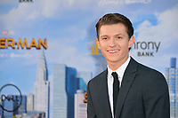 Tom Holland at the world premiere for &quot;Spider-Man: Homecoming&quot; at the TCL Chinese Theatre, Los Angeles, USA 28 June  2017<br /> Picture: Paul Smith/Featureflash/SilverHub 0208 004 5359 sales@silverhubmedia.com