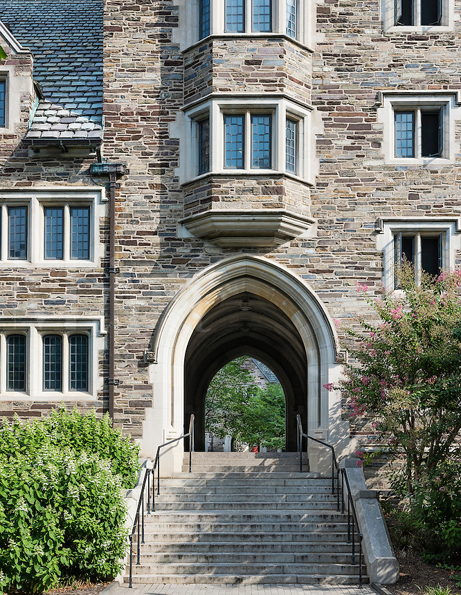 Hamilton Hall, Princeton University Campus, Princeton, New Jersey, USA