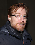 """Anthony Rapp  greets fans at the stage door as """"If/Then"""" wraps up a month-long Broadway preview on Sunday at Washington's National Theatre on December 8, 2013 in Washington, D.C.."""
