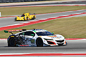 IMSA WeatherTech SportsCar Championship<br /> Advance Auto Parts SportsCar Showdown<br /> Circuit of The Americas, Austin, TX USA<br /> Saturday 6 May 2017<br /> 93, Acura, Acura NSX, GTD, Andy Lally, Katherine Legge<br /> World Copyright: Richard Dole<br /> LAT Images<br /> ref: Digital Image RD_COTA_17333