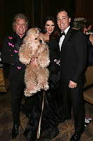 LOS ANGELES, CA - NOVEMBER 9: Ken Todd, Pandora Todd, Guest, at the 2nd Annual Vanderpump Dog Foundation Gala at the Taglyan Cultural Complex in Los Angeles, California on November 9, 2017. Credit: November 9, 2017. Credit: Faye Sadou/MediaPunch