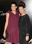 Debra Messing & Angie Harmon at The 2009 Rodeo Walk of Style Awards honoring Cartier & Princess Grace Kelly of Monaco held at Rodeo Dr. in Beverly Hills, California on October 22,2009                                                                   Copyright 2009 DVS / RockinExposures