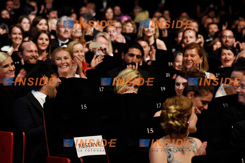 Diane Kruger<br /> 28-05-2017 Cannes <br /> 70ma edizione Festival del Cinema <br /> Awards night . Serata Finale <br /> Foto Panoramic/Insidefoto