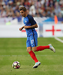 France's Lucas Digne in action during the Friendly match at Stade De France Stadium, Paris Picture date 13th June 2017. Picture credit should read: David Klein/Sportimage