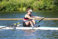 Race: 4  Event: Championship 1x<br /> Crew: 75  Club: Glos. Hartpury<br /> <br /> Henley Women's Regatta 2018<br /> Friday<br /> <br /> To purchase this photo, or to see pricing information for Prints and Downloads, click the blue 'Add to Cart' button at the top-right of the page.