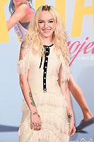 Bria Vinaite at the London Film Festival 2017 screening of &quot;The Florida Project&quot; at Odeon Leicester Square, London, UK. <br /> 13 October  2017<br /> Picture: Steve Vas/Featureflash/SilverHub 0208 004 5359 sales@silverhubmedia.com