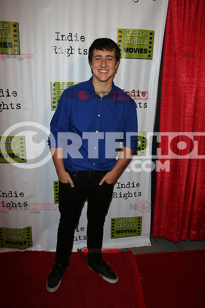 LOS ANGELES, CA - April 18, 2014:  Noah Dahl attends the Fray Movie Premiere, California. April 18, 2014. Credit:RD/Starlitepics /NortePhoto