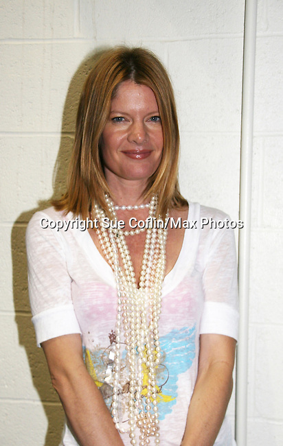 Young and Restless' Michelle Stafford at Soapstar Spectacular presented by KDKA-TV stars Y&R, BB, GL and ATWT on June 13, 2010 at the Petersen Events Center, University of Pittsburgh, PA and benefited the Susan G. Komen for the Cure Pittsburgh Affiliate. (Photo by Sue Coflin/Max Photos)