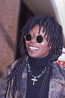 Whoopi Goldberg 1987 by Jonathan Green