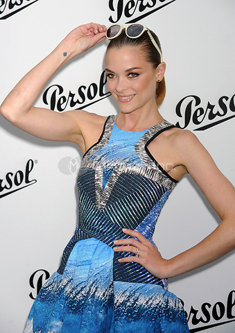 Actress Jaime King attends the Persol Magnificent Obsessions exhibition honoring Arianne Phillips, Patricia Clarkson, and Todd Haynes at the MOMI on June 13, 2012 in New York City Credit: Dennis Van Tine / MediaPunch *** Local Caption ***