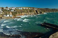 Gorran Haven on the Roseland Peninsula, Cornwall