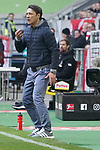 14.04.2019, Merkur Spielarena, Duesseldorf , GER, 1. FBL,  Fortuna Duesseldorf vs. FC Bayern Muenchen,<br />  <br /> DFL regulations prohibit any use of photographs as image sequences and/or quasi-video<br /> <br /> im Bild / picture shows: <br /> Niko Kovač Trainer / Headcoach (Bayern Muenchen), <br /> <br /> Foto © nordphoto / Meuter