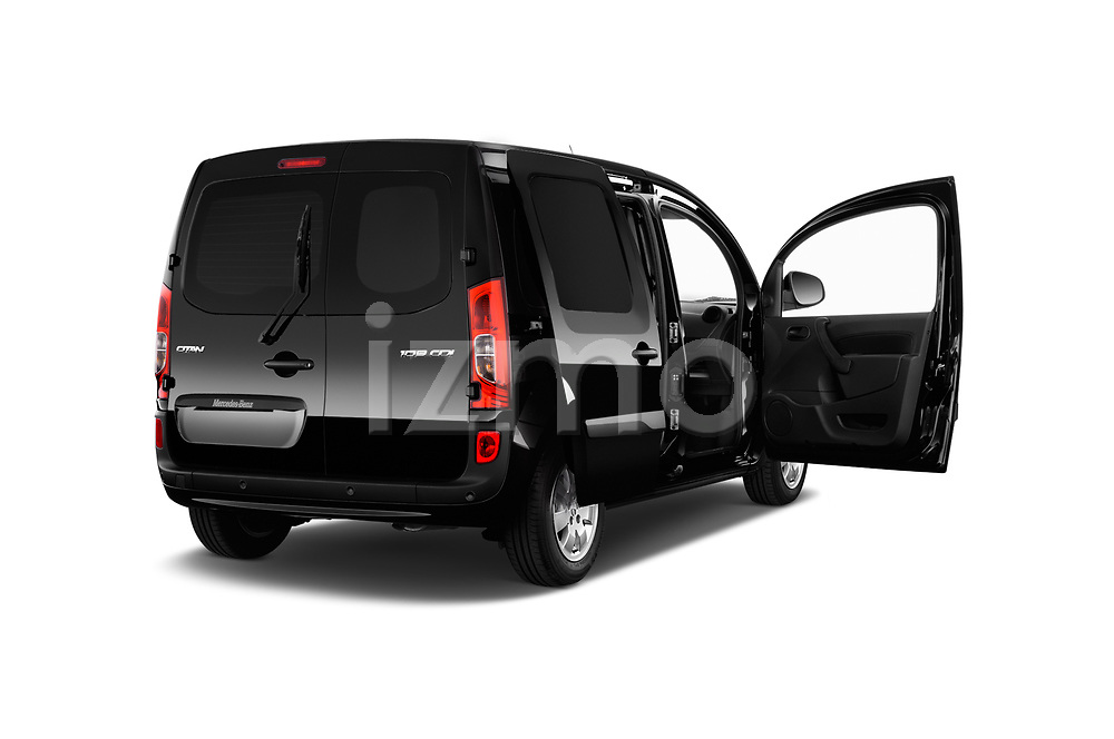 Car images of 2017 Mercedes Benz Citan Perfect-Tool 5 Door Cargo Van Doors