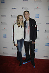 Polina Edmunds & Jason Brown - Skating with the Stars - a benefit gala for Figure Skating in Harlem in its 17th year is celebrated with many US, World and Olympic Skaters honoring Michelle Kwan and Jeff Tweedy on April 7, 2014 at Trump Rink, Central Park, New York City, New York. (Photo by Sue Coflin/Max Photos)