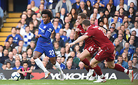 Willian of Chelsea <br /> 29-09-2018 Premier League <br /> Chelsea - Liverpool<br /> Foto PHC Images / Panoramic / Insidefoto <br /> ITALY ONLY