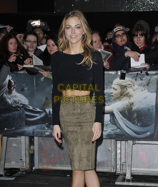 LONDON, ENGLAND - DECEMBER 01: Peggy Nesbitt attends the &quot;The Hobbit: The Battle of the Five Armies&quot; world film premiere, Odeon Leicester Square cinema, Leicester Square, on Monday December 01, 2014 in London, England, UK. <br /> CAP/CAN<br /> &copy;Can Nguyen/Capital Pictures