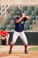 Ryan Kalish (2) of the Greenville Drive at bat at Fieldcrest Cannon Stadium in Kannapolis, NC, Sunday August 10, 2008. (Photo by Brian Westerholt / Four Seam Images)