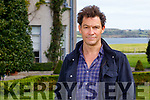 Dominic West at the annual Rare and Special Plant Fair at Glin Castle on Sunday
