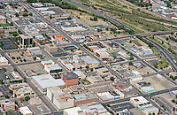 Aerial of downtown Pueblo, Colorado. JC81456