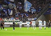 11.11.2018: Eintracht Frankfurt vs. FC Schalke 04