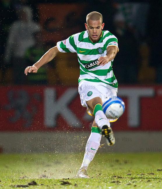 Josh Thompson, Celtic