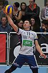 06.01.2018,  Lueneburg GER, VBL, SVG Lueneburg vs TV Buehl im Bild Einzelaktion Hochformat Szeto Raymond (Lueneburg #11) / Foto © nordphoto / Witke