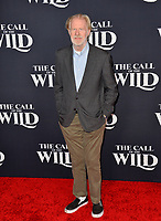 "LOS ANGELES, CA: 13, 2020: Ed Begley Jr. at the world premiere of ""The Call of the Wild"" at the El Capitan Theatre.<br /> Picture: Paul Smith/Featureflash"