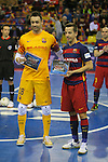 2016-02-27-FC Barcelona Lassa vs Movistar Inter FS: 7-1.