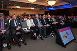 Belgium, Brussels - April 16, 2015 -- European Dialogue 2015: 'Prosperity in Europe (only if we stop the growing inequality)', jointly held by Hans Böckler Foundation and ETUI (European Trade Union Institute) at 'The Hotel'; here, opening session -- Photo © HorstWagner.eu