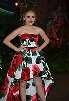 Meg Donnelly at the Los Angeles premiere of &quot;Jumanji: Welcome To the Jungle&quot; at the TCL Chinese Theatre, Hollywood, USA 11 Dec. 2017<br /> Picture: Paul Smith/Featureflash/SilverHub 0208 004 5359 sales@silverhubmedia.com