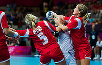 London 2012 Olympic Games - Handball - 28th July 2012