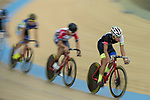 Mow Ching Yin of the CMS competes in the Men Elite - Scratch 10km Final category during the Hong Kong Track Cycling National Championships 2017 at the Hong Kong Velodrome on 18 March 2017 in Hong Kong, China. Photo by Chris Wong / Power Sport Images