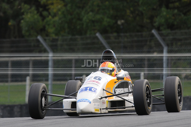 James Tucker - JTR Mygale SJ09