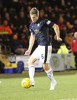 Will Vaulks in the St Mirren v Falkirk Scottish Professional Football League Ladbrokes Championship match played at the Paisley 2021 Stadium, Paisley on 1.3.16.