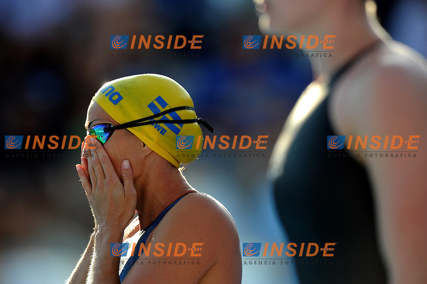 Roma 31th July 2009 - 13th Fina World Championships From 17th to 2nd August 2009....Swimming semifinals..Women's 50m butterfly..Therese Alshammar (SWE)....photo: Roma2009.com/InsideFoto/SeaSee.com