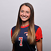 Ally Diez of South Side poses for a portrait during the 2015 Newsday All-Long Island girls' soccer shoot at company headquarters on Monday, Dec. 7, 2015.