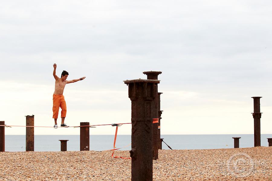 Brighton , July 2011 pic copyright Steve Behr / Stockfile