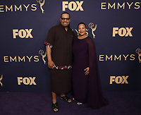 LOS ANGELES - SEPTEMBER 22: Tiffany Smith-Anoa attends the 71st Primetime Emmy Awards at the Microsoft Theatre on September 22, 2019 in Los Angeles, California. (Photo by Brian To/Fox/PictureGroup)