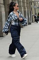 www.acepixs.com<br /> October 13, 2017 New York City<br /> <br /> Rihanna was seen in New York City on October 13, 2017.<br /> <br /> Credit: Kristin Callahan/ACE Pictures<br /> <br /> Tel: 646 769 0430<br /> Email: info@acepixs.com