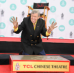 The 2014 TCM Film Festival Honored Jerry Lewis with a Hand and Foot Print at TCL Chinese Theater Los Angeles,  April 12, 2014.