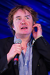 © Joel Goodman - 07973 332324 . 20/07/2013 . Suffolk , UK . Dylan Moran stand up performance in the Comedy Arena . The Latitude music and culture festival in Henham Park , Southwold . Photo credit : Joel Goodman